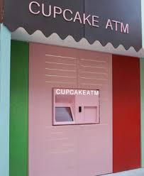 Cupcake Vending Machine Nyc Locations Fascinating Sprinkles Cupcake ATM New York New York Locations Sprinkles