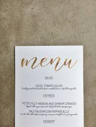 Free Microsoft Word Invitation Templates Mesmerizing FREE DOWNLOAD Gold Menu Template Detroit Wedding Printables