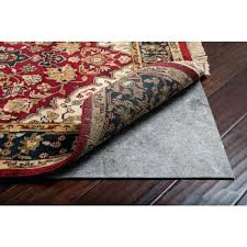 felt rug pad pads for hardwood floors canada best 8Ã 10 area underpad slip stoppers