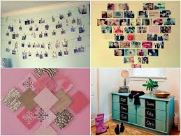 diy bedroom ideas. Photo On The Wall DIY Decorating Bedroom To Make It Look Beautiful And With Diy Ideas