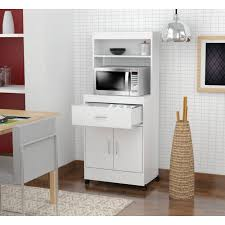 Granite Top Kitchen Island Cart Kitchen Carts Kitchen Island With Deep Drawers White With Black