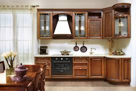 Brown Wooden Kitchen Cabinet Hd Wallpaper Wallpaper Flare