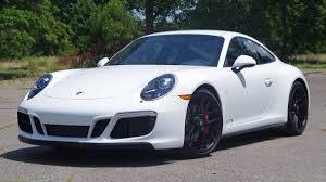 2017 Porsche 911 GTS: What you need to know about the latest 911