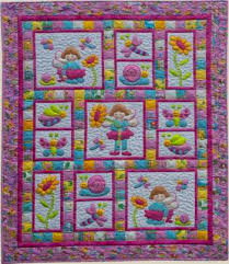 Pixie Girl - by Kids Quilts - Patchwork & Quilting ... & Pixie Girl - by Kids Quilts - Patchwork & Quilting Pattern Adamdwight.com