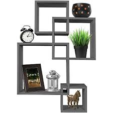 greenco 4 cube intersecting wall