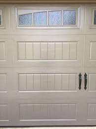 long panel bead board with rain glass windowsmediterranean garage austin