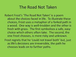 top robert frost the road not taken items com the road not taken by robert frost pg 28 the road not taken