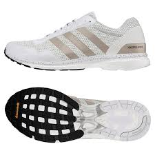 Adidas Women Shoes Size Chart Details About Adidas Womens Adizero Adios Running Shoes Bb6409 Training Trainers White