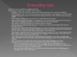 essay everyday use