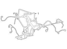 oem 2007 cadillac escalade wiring harness parts gmpartsonline net electrical wiring harness for 2007 cadillac escalade