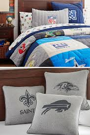winsome chic sports team bedding really does exist the style ref football pi