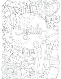 have you always known were magic the coloring book of shadows is a delightful canvas to