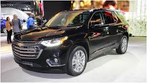 chevrolet new car release2018 Chevrolet Traverse Specs Pricing Release Date Exterior