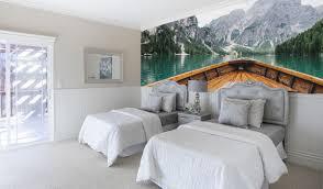 Creatief Met Je Slaapkamermuur Kies Voor Dit Behang Eigen Huis En