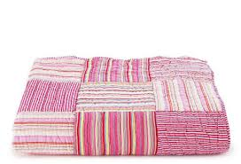 pottery barn quilts discontinued. Plain Barn Decor Look Alikes  Ebay Pink Stripe Patchwork Quilt And Pottery Barn Quilts Discontinued T