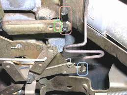 disassembly cleaning and repair of kohler command v twin nikki kohler command v twin nikki carburetor carb linkages bottom