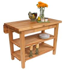 leaf kitchen cart: john boos kitchen island bar w drop leaf x x x