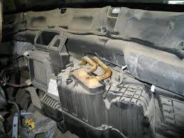 Quick way to change heatrer core(2-3hours) - Dodge Diesel - Diesel ...