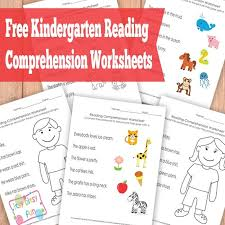 These worksheets can be used in conjunction with the videos and quizzes of this website. Kindergarten Reading Comprehension Worksheets Itsybitsyfun Com