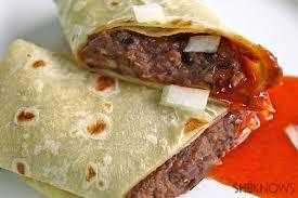 taco bell bean burrito. Plain Bean Copycat Healthy Taco Bell Bean Burrito Recipe With Bean Burrito