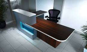 office counter design. Fanciful Counter Desk Design Modern Office Table Furniture Awesome Image Original X Interior Decor Full For Shop Desktop Height Idea Chair Singapore N