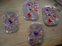 Image result for anglo saxon art ks2