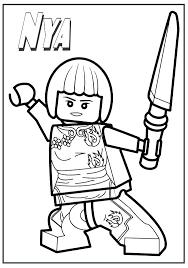 Ninjago Drawing Zane At Getdrawingscom Free For Personal Use