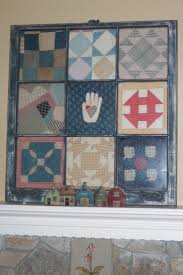 82 best Quilt, framed images on Pinterest | Mini quilts, Quilt ... & These window framed quilts started my love of recycling old windows. Photo  by Michele Nelson Adamdwight.com