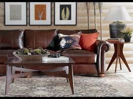 ethan allen leather furniture. Plain Furniture Ethan Allen Leather Sofa On Furniture N