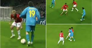 The norwegian cut a jovial figure after the full time whistle. Video Goes Viral Remembering Lionel Messi Embarrassing Man Utd With His Dribbling In 2008 Rajasthan Coverage