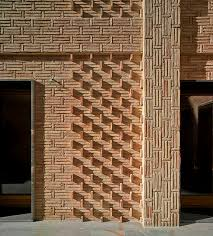 archatlas casa er blancafort reus more brick architecture bespoke brickwork garage office