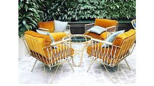eight of the best garden furniture designs