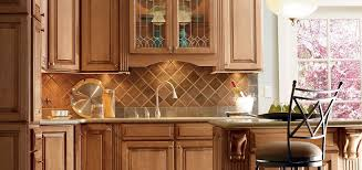 Plaza Maple Palomino Glaze by Thomasville Cabinetry Wood bottom ...