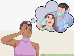 Afbeeldingsresultaat voor fear of dentist