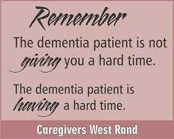 Dementia Quotes Mesmerizing Dementia Dementia Caring Pinte