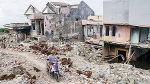 M 5.4 tectonic earthquake shakes lebak, no potential for tsunamis. Indonesia Rocked By 6 9 Magnitude Earthquake Abc News