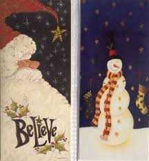 Paper Magic Group, Inc. Christmas Cards Two Designs Qty. 14: 5 ...
