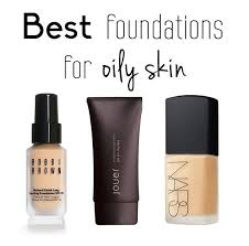 best makeup foundation for oily skin 2