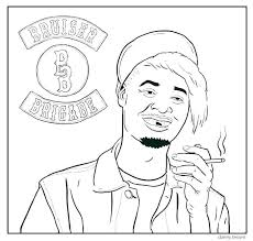 Gangster Colouring Pages Gangster Coloring Pages Coloring Pages