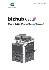 Our organisation is certified according to iso27001, iso9001, iso14001 and iso13485 standards. User S Guide Printer Copier Scanner Konica Minolta