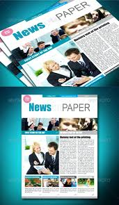 Newspaper Template For Photoshop Best Print Newspaper Templates In Adobe Tabloid Template Photoshop