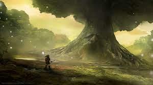 Zelda Ocarina Of Time Artwork, HD 4K ...