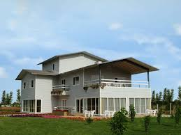 Metal House Designs Prefab House Original Design Wood Wooden Steel Structure
