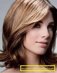 Každodenní účes Pro Středně Dlouhé Vlasy ženský časopis