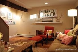 Decorating Ideas - Basement Family Room