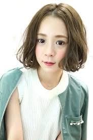 韓国で流行の髪型タンバルモリに着替えてオルチャン風のかわいい