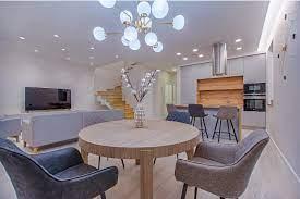 living room low ceiling lighting ideas