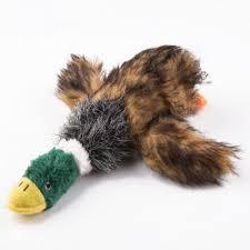 <b>Pet</b> Mallard Duck <b>Dog Toy</b> Squeaky <b>Dog Toy</b> Plush <b>Puppy Dog</b> ...