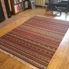 ikea handwoven wool kattrup rug 200 x 300 cm