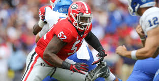 Post Spring Projection Of Georgias Depth Chart On Defense